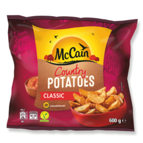 Mc Cain Country Potatoes
