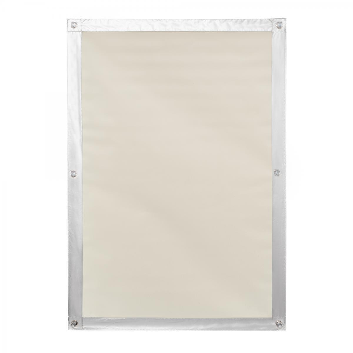 Bild 1 von Lichtblick Dachfenster Sonnenschutz Haftfix, ohne Bohren, Verdunkelung, Beige, 47 cm x 91,5 cm (B x