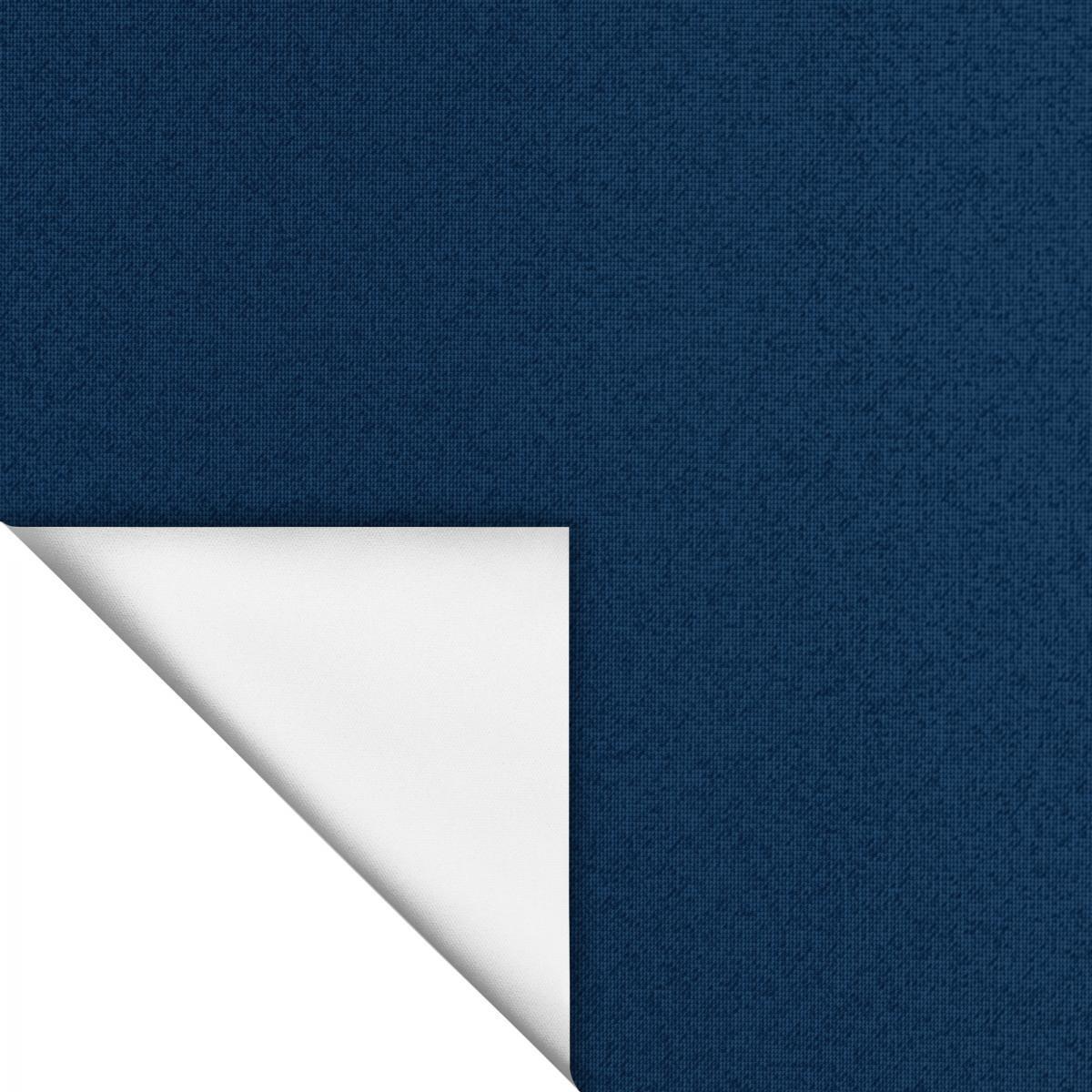 Bild 4 von Lichtblick Dachfenster Sonnenschutz Haftfix, ohne Bohren, Verdunkelung, Blau, 36 cm x 71,5 cm (B x L