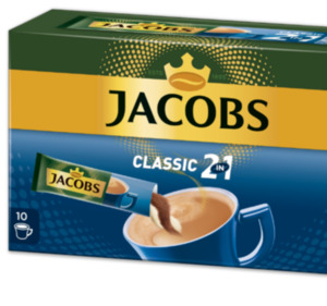 JACOBS Classic 2 in 1