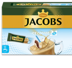 JACOBS Ice Coffee 3 in 1