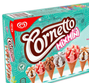 LANGNESE Cornetto Mix Mini oder Choc'n'Ball