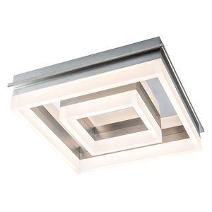 EEK A+, Deckenleuchte Lennox II - Metall/Kunststoff - 300-flammig, Nino Leuchten
