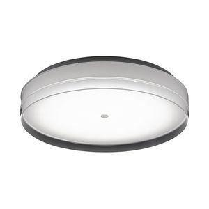 EEK A+, LED-Deckenleuchte Yuma Metall - Weiß, Helestra