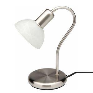 EEK A++, Tischleuchte Pearl - 1-flammig, Brilliant