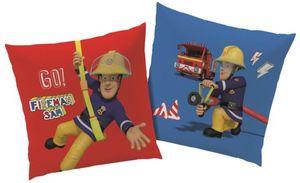 Feuerwehrmann Sam - Kissen - ca. 40 x 40 cm