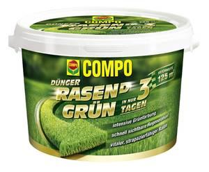 Rasendünger Rasend grün, 3,75 kg Compo