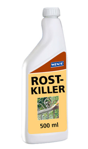 Rostkiller - Rostumwandler und Grundierung, 2 x 500 ml Wenko