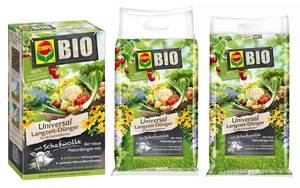 Bio Universal Langzeit Dünger in verschiedenen Packungsgrößen Compo