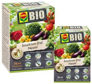 BIO Insektenfrei-NEEM, verschiedene Größen Compo