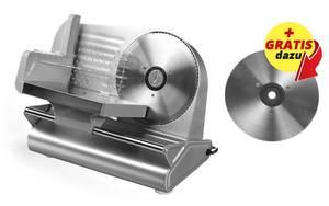 Allesschneider 200 Watt + GRATIS dazu Schinkenmesser