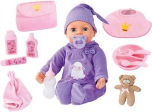 Babypuppe Piccolina Real Tears 46 cm