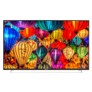 MEDION LIFE S16506 TV, 163,8 cm (65'), inkl. Wandhalterung, Full HD, HD Triple Tuner, integrierter Mediaplayer, CI+