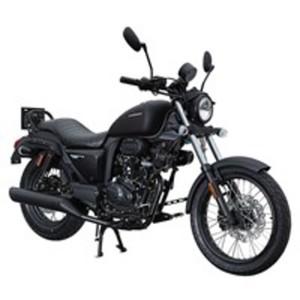 Explorer Inverro 125 Motorrad 2018 schwarz, 90 km/h