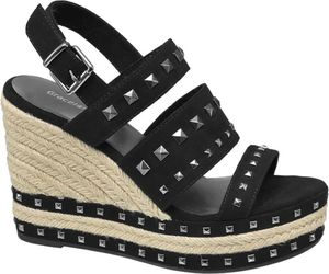 Graceland Damen Keil Sandalette