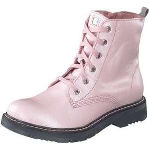 Richter Schnür Boots Mädchen rosa