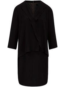Kleid 3/4 Arm Riani schwarz