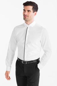 Angelo Litrico         Businesshemd - Slim Fit - Cutaway