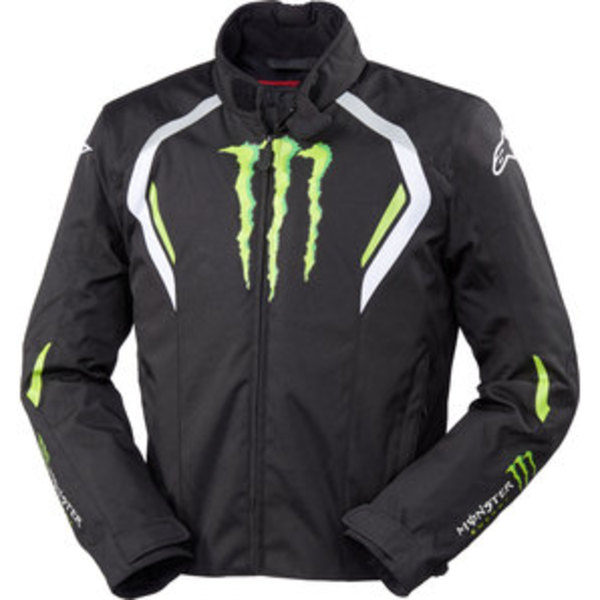 alpinestars spirit wp monster textiljacke von louis. Black Bedroom Furniture Sets. Home Design Ideas