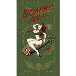 Lethal Threat Bombs Away Pinup Multituch