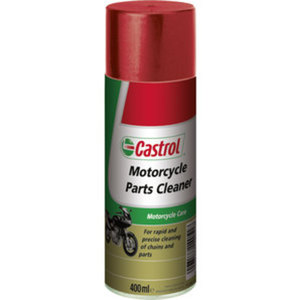 Castrol Motorcycle Parts Cleaner        400 ml