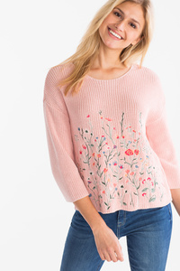 Yessica         Strickpullover