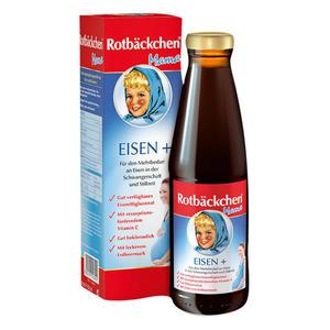 Rotbäckchen Mama Eisen+ 15.44 EUR/1 l