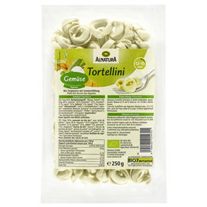 Alnatura Bio Tortellini Gemüse 0.80 EUR/100 g
