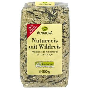 Alnatura Bio Naturreis mit Wildreis 7.38 EUR/1 kg