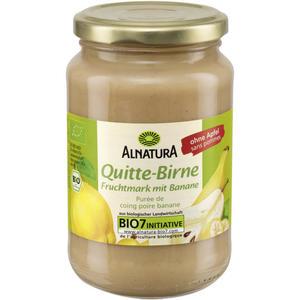 Alnatura BioQuitte Birne Fruchtmark mit Banane 4.69 EUR/1 kg