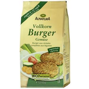 Alnatura Bio Vollkorn Burger Gemüse 0.95 EUR/100 g