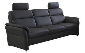 Zehdenick - Sofa 3-sitzig Modell Carlo-S in anthrazit