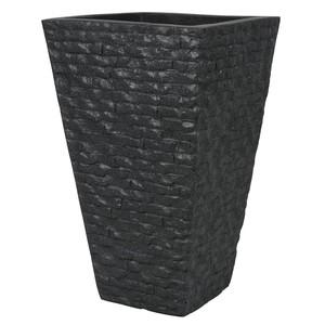 Zement-Pflanzkübel in Steinoptik