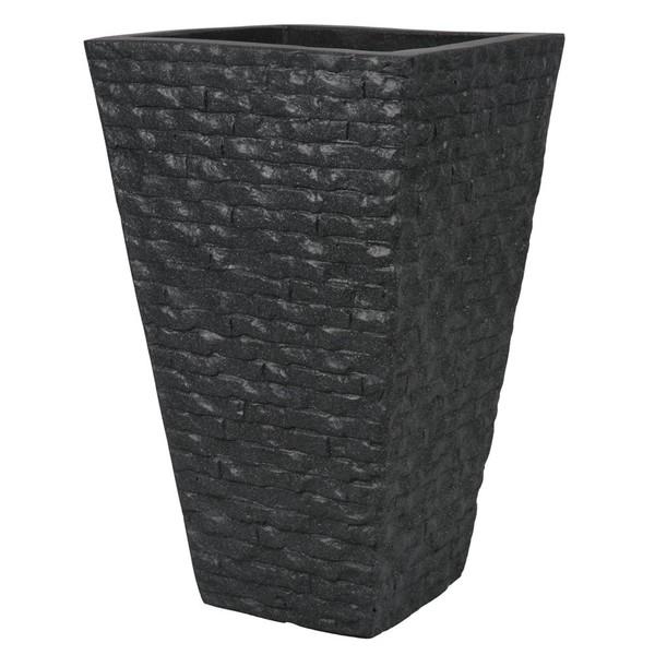 Pflanzkübel Steinoptik.Zement Pflanzkübel In Steinoptik Von Tedi Ansehen