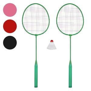 Badminton-Set, 3-teilig pink