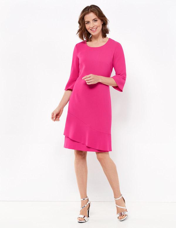 Kleid mit Volants von Gerry Weber ansehen!