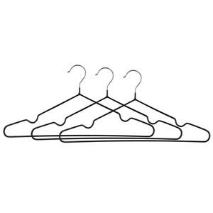 Draht-Kleiderbügel, 3er-Pack