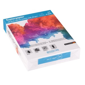 Kopierpapier DIN A4 500 Blatt