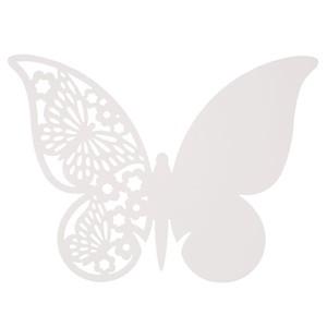 Schmetterlingsnamensschilder 10er-Pack