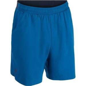 ARTENGO Tennis-Shorts Dry 500 Herren blau / petrol, Größe: S