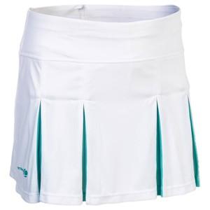 ARTENGO Tennis-Rock 900 Kinder weiß, Größe: 12 J. - Gr. 152