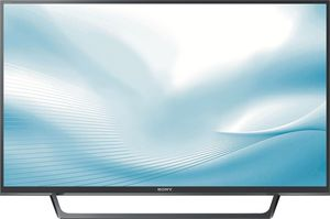 Sony                     KDL-49WE665BAEP                                             Schwarz