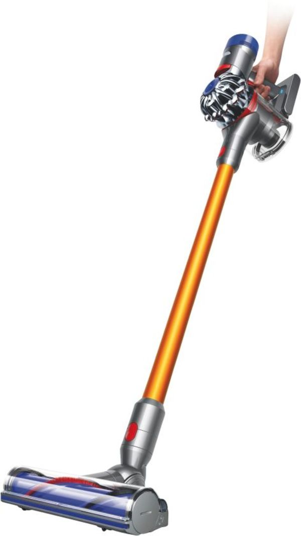 Dyson                     V8 Absolute                                             Gelb-Nickel