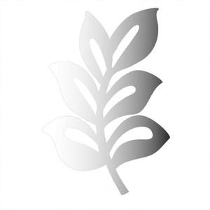 Rico Design Spiegel Hibiscuszweig groß 6,5x9,5cm