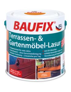 Baufix Terrassen- & Gartenmöbel-Lasur bangkirai