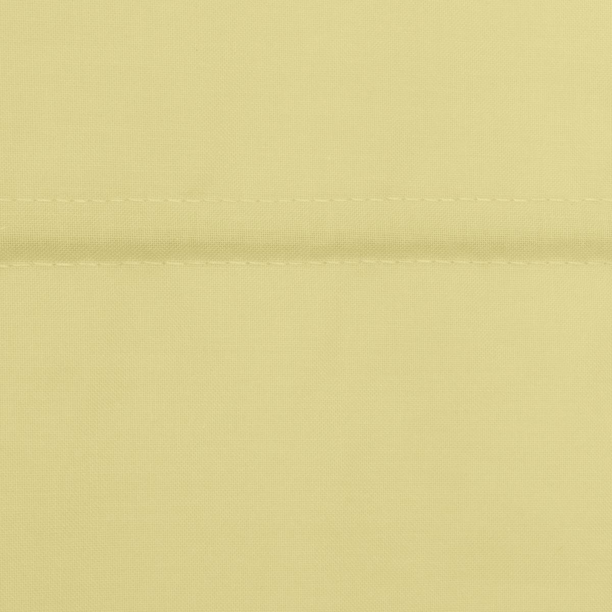Bild 5 von Lichtblick Raffrollo Klemmfix TOP, ohne Bohren, verspannt Gelb, 110 cm x 130 cm (B x L)