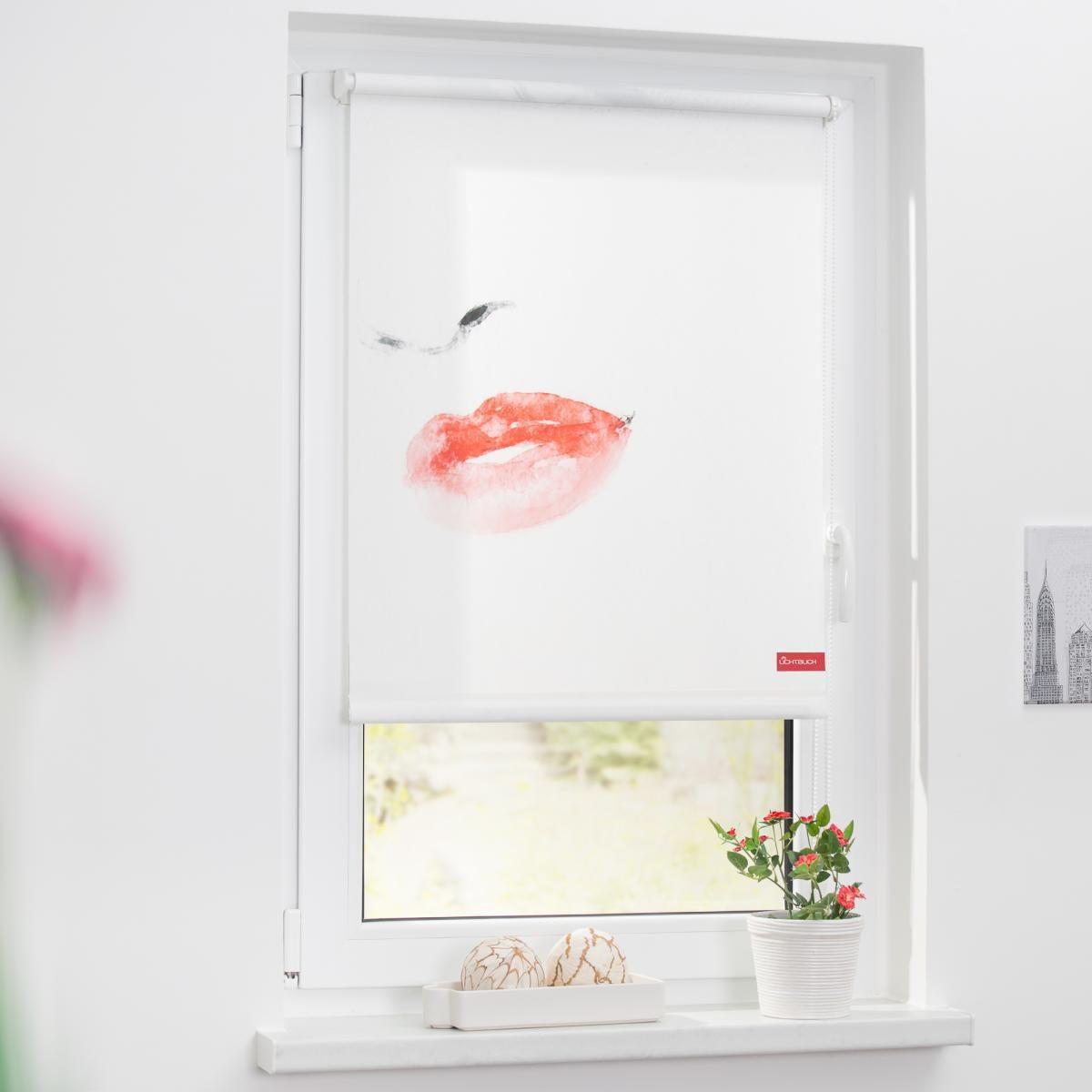 Bild 3 von Lichtblick Rollo Klemmfix, ohne Bohren, blickdicht, Face - Weiß, 60 x 150 cm (B x L)