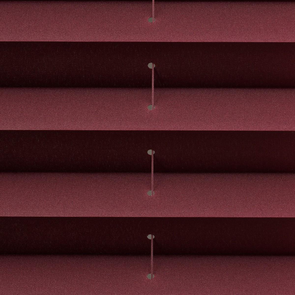 Bild 4 von Powertec Klemmfix-Plissee, ca. 130 x 80 cm, bordeaux