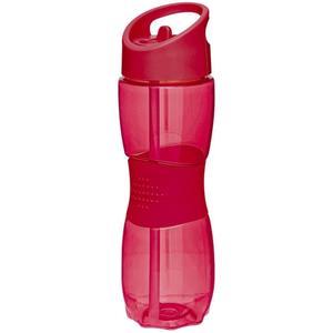 IDEENWELT Sport-Trinkflasche rot