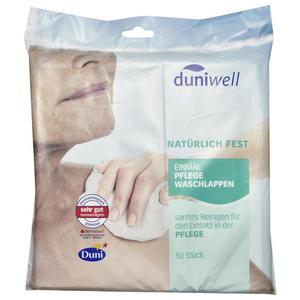 Duniwell Einmal Pflege Waschlappen